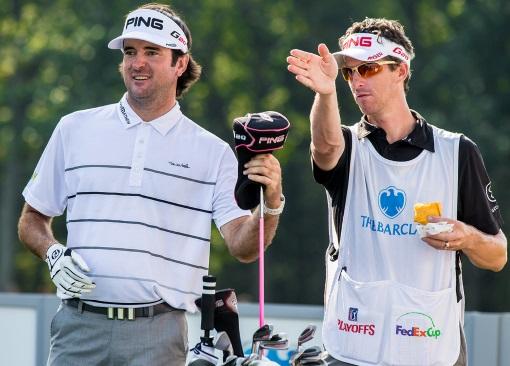 Top Five Golfer Analysis